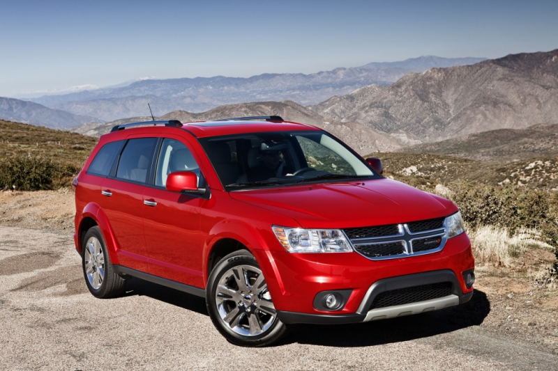 2015 Dodge Journey Review