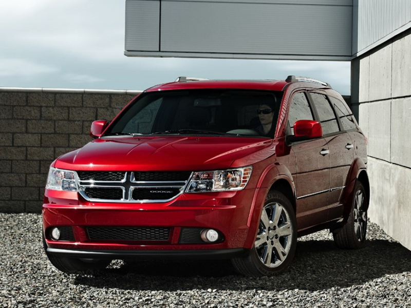 2011 Dodge Journey Pictures