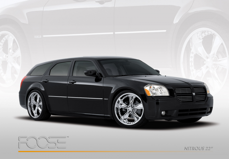 Dodge Magnum wagon photos: