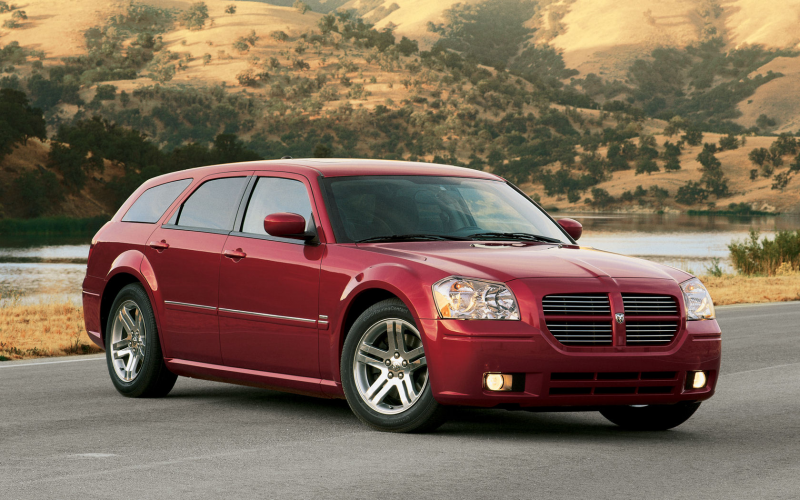 Dodge > Dodge Magnum > Dodge Magnum Desktop Wallpapers > Widescreen ...