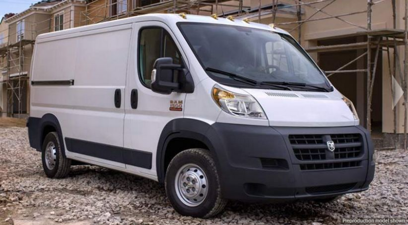 ... Ram ProMaster Configurator, now available to outfit your Ram ProMaster