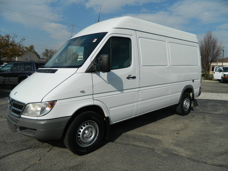 Picture of 2006 Dodge Sprinter High Roof 140 WB 3dr Ext Van