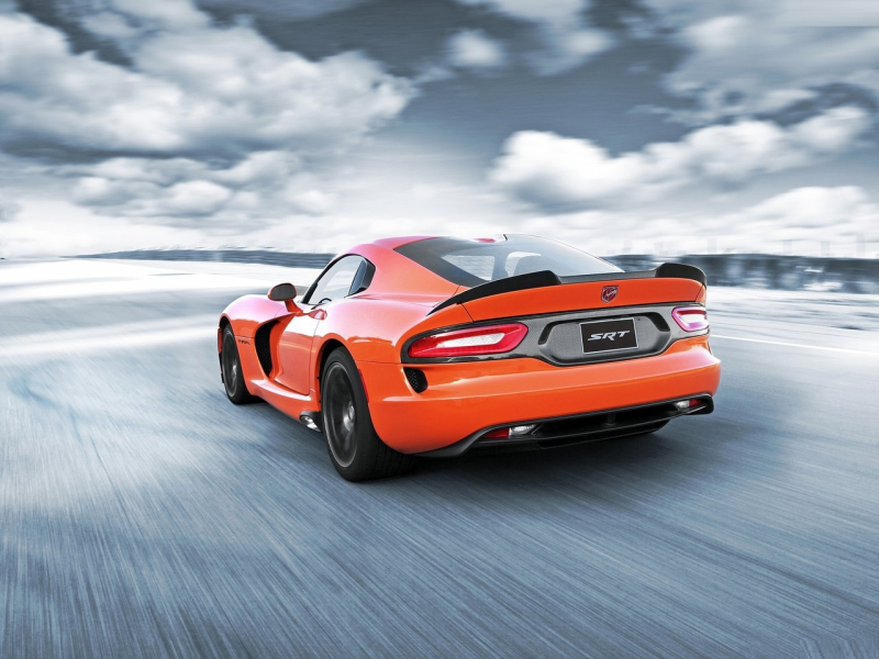 2014 Dodge SRT Viper TA Wallpapers