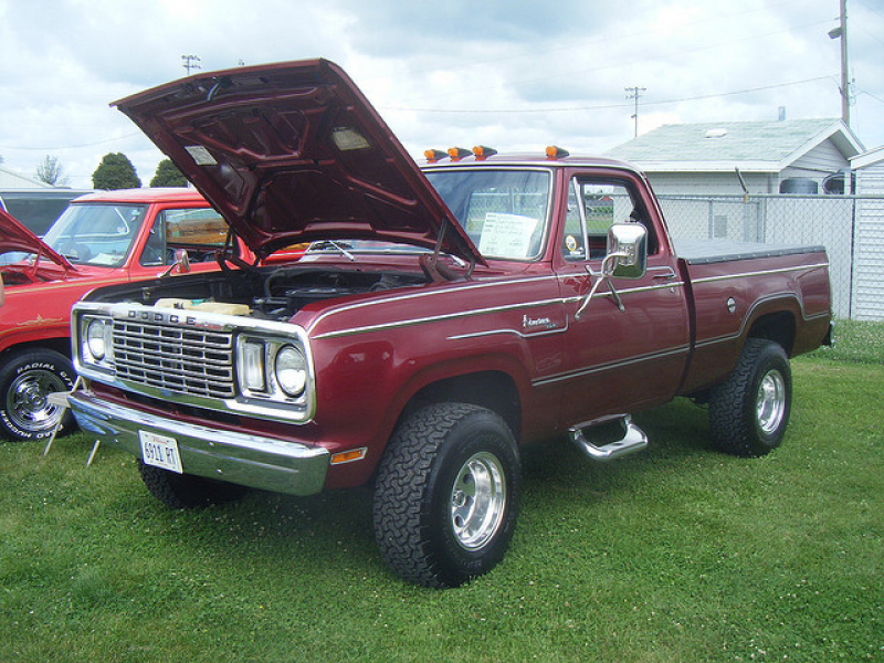 Dodge W150 Power Wagon