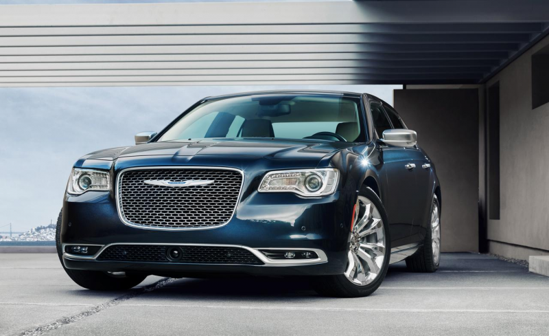 2015 Chrysler 300C Platinum photo