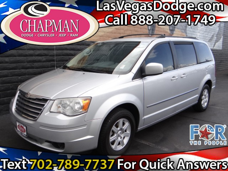 Used 2010 Chrysler Town and Country Touring - Stock #T3056A | Chapman ...