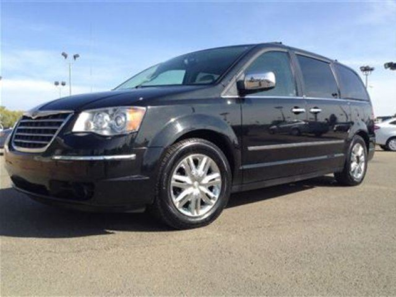 2010 Chrysler Town and Country Limited - Edmonton, Alberta Used Car ...
