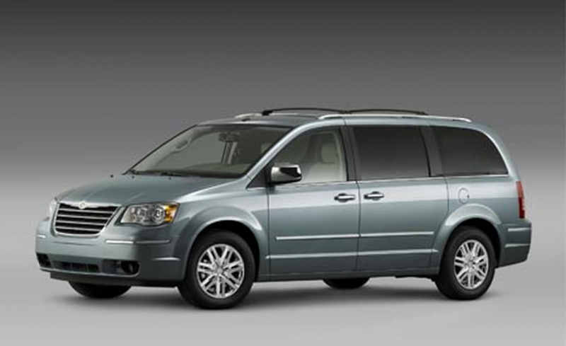 2008 Chrysler Town $amp; Country