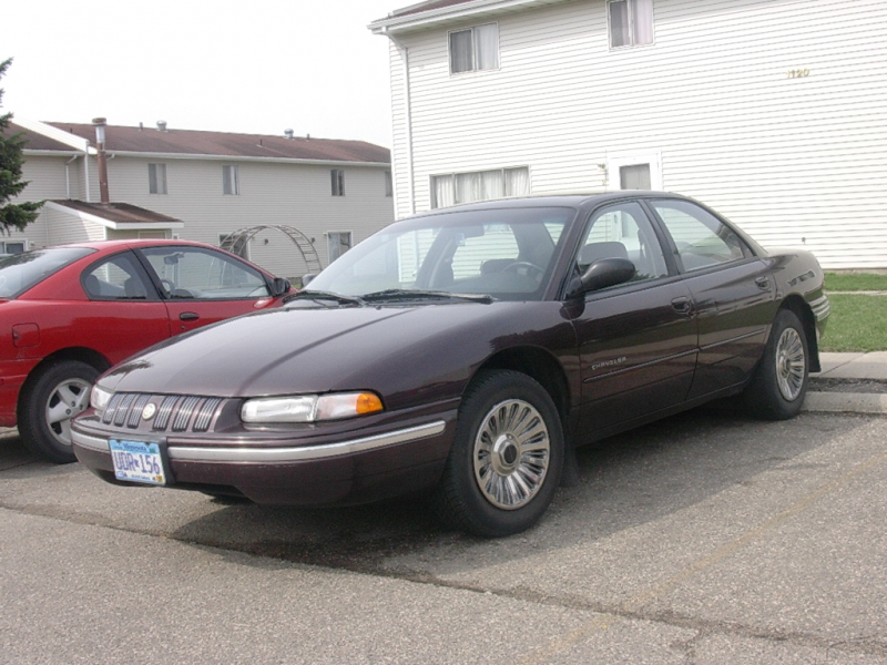 Picture of 1996 Chrysler Concorde 4 Dr LX Sedan