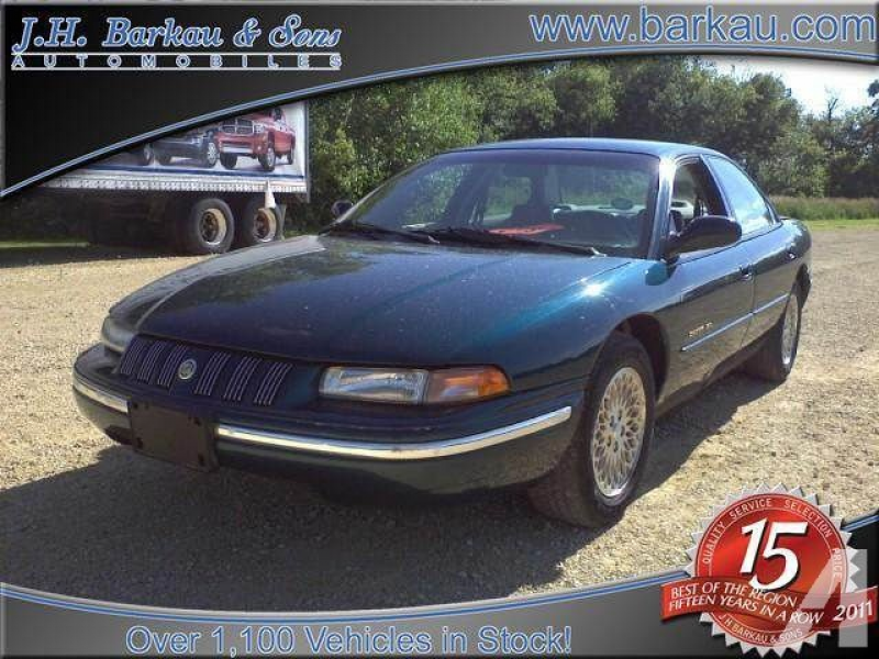 1996 Chrysler Concorde for sale in Cedarville, Illinois