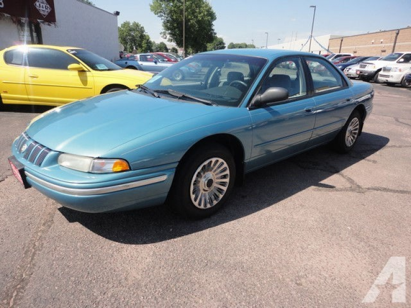 1996 Chrysler Concorde for sale in Sioux Falls, South Dakota