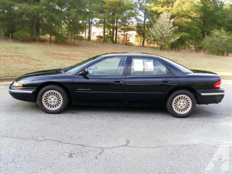 1996 Chrysler Concorde LXi for sale in Milledgeville, Georgia