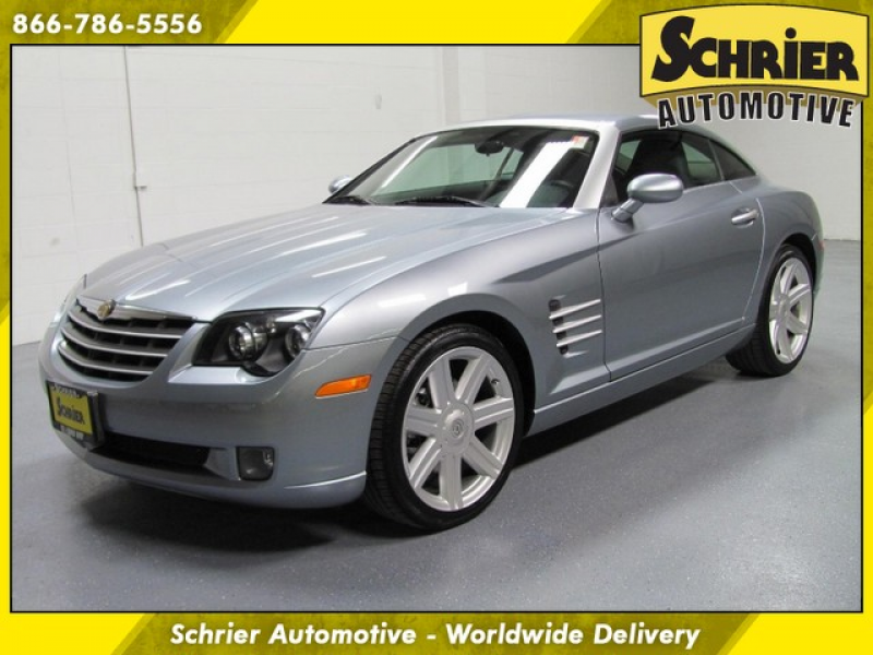 2007 Chrysler Crossfire LIMITED COUPE in Omaha, Nebraska