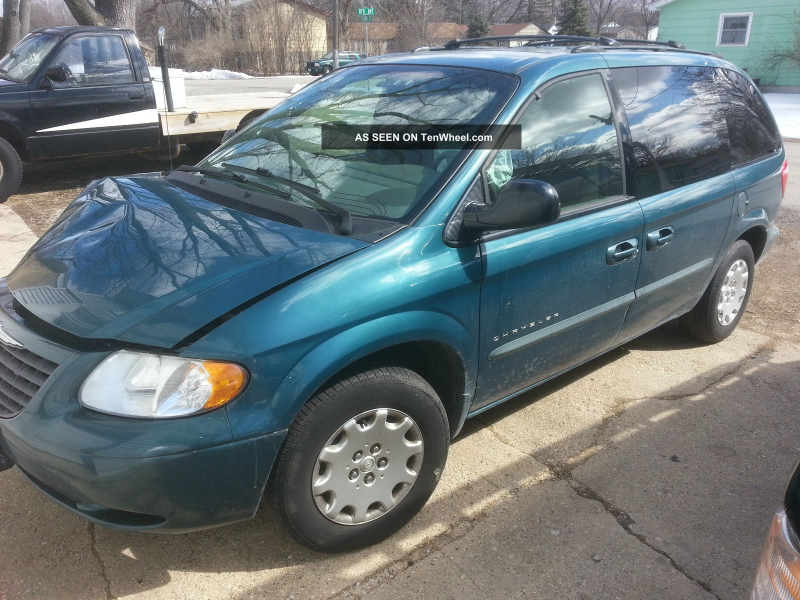 2001 Chrysler Voyager Other photo