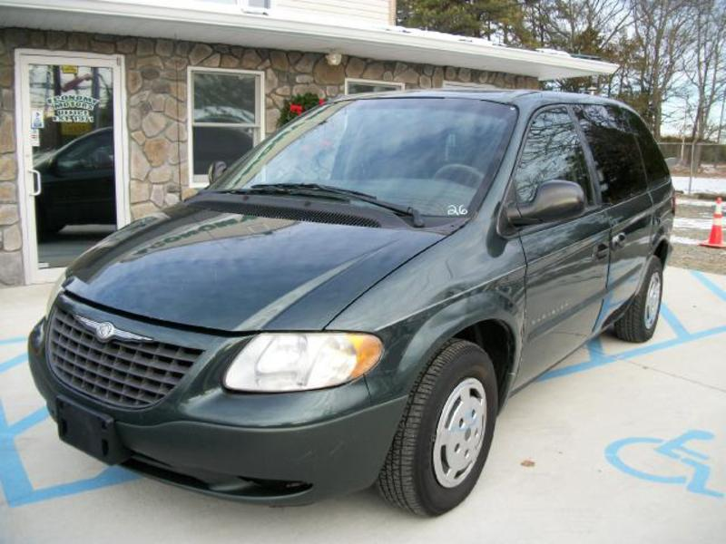 chrysler voyager new 2001