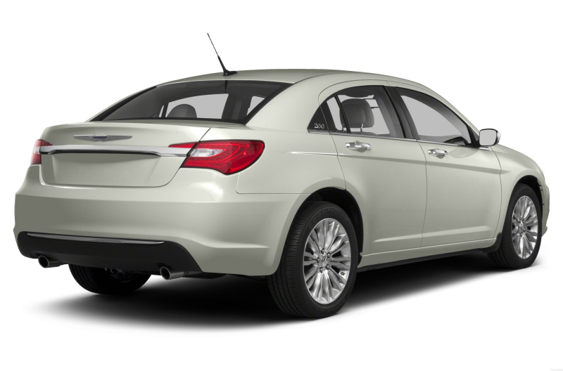 2013 Chrysler 200 Price, Photos, Reviews & Features