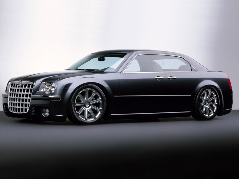 Chrysler 300 Car Specifications
