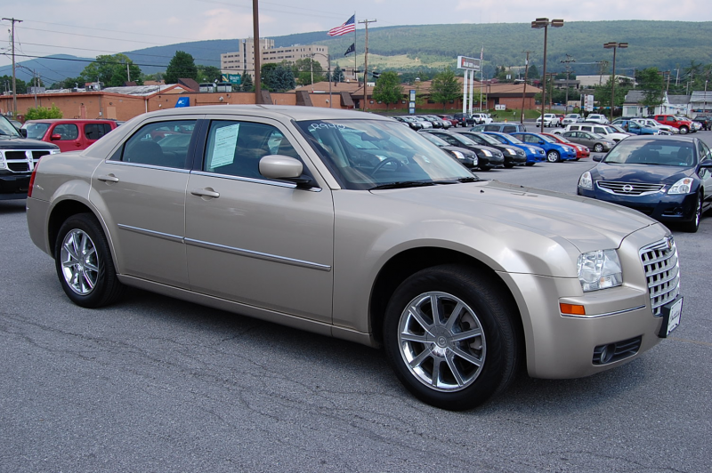 2009 Chrysler 300 Signature Series AWD