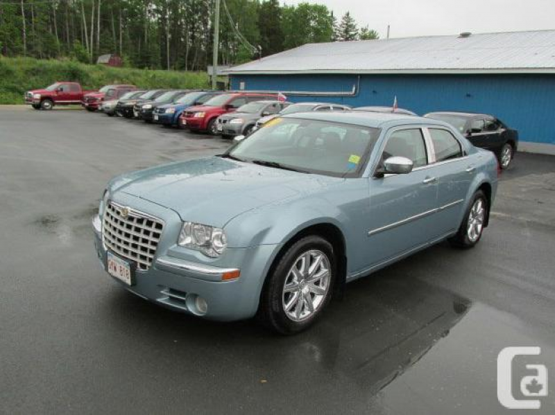 2009 Chrysler 300 Limited in Miramichi, New Brunswick for sale