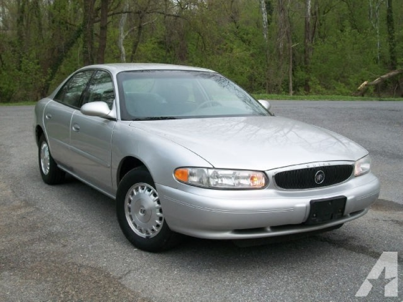 2004 Buick Century for sale in Halethorpe, Maryland