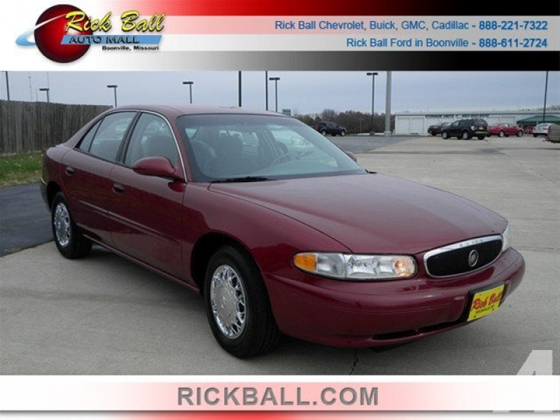 2004 Buick Century for sale in Boonville, Missouri