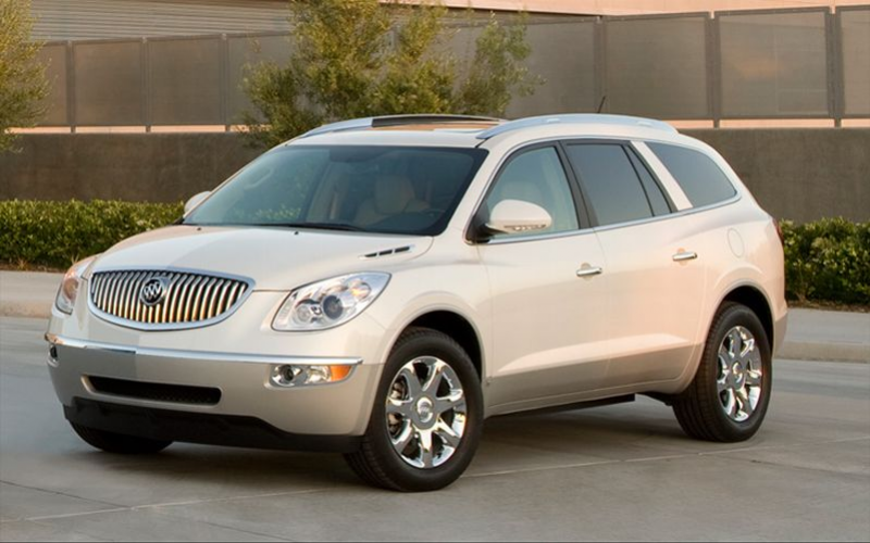 2011 Buick Enclave Photo Gallery: What's New For 2011 Photo Gallery