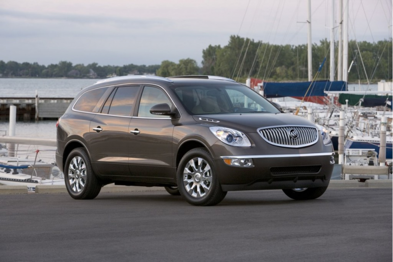 2011 Buick Enclave - Photo Gallery