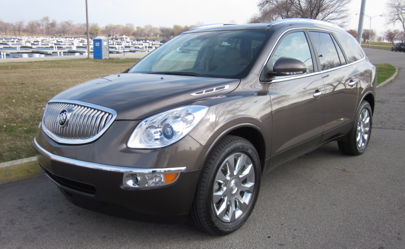 2011 Buick Enclave (select to view enlarged photo)