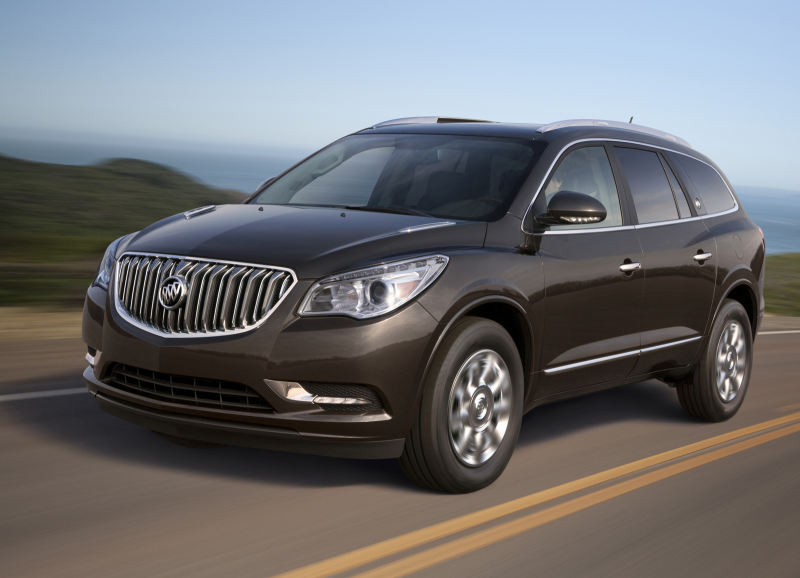 Home / Research / Buick / Enclave / 2014