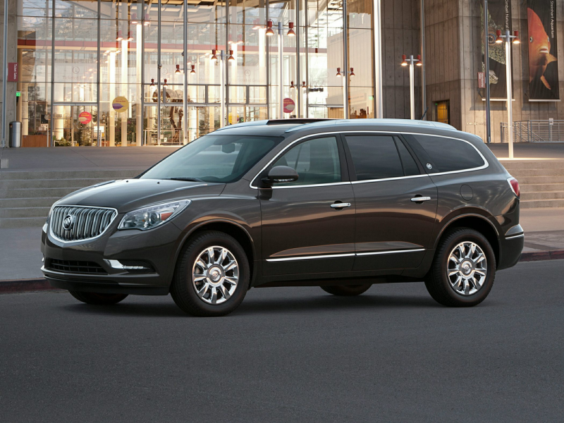 2014 Buick Enclave SUV Convenience Front wheel Drive Sport Utility ...