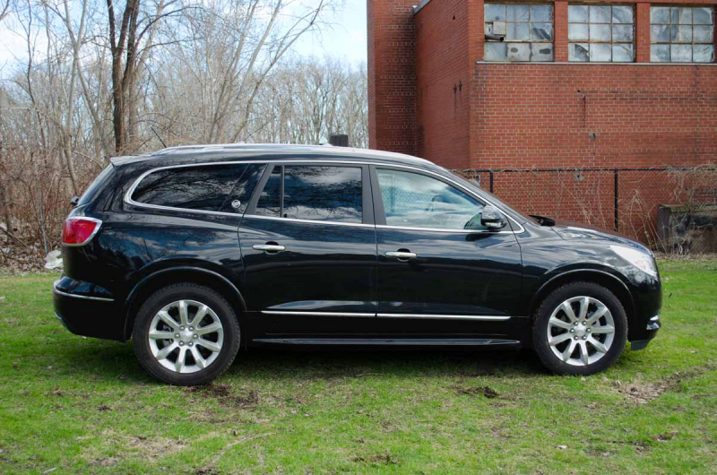 Five-Point Inspection: 2014 Buick Enclave