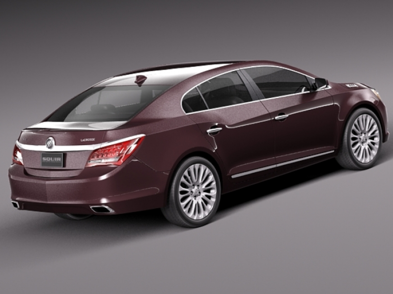 2016 Buick LaCrosse Review and Redesign