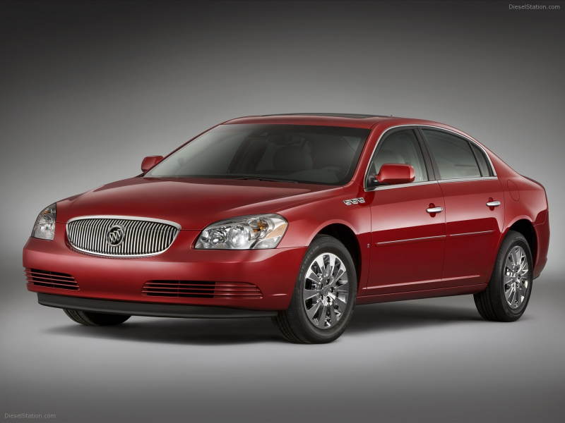 Home > Buick > 2009 Buick Lucerne CXL