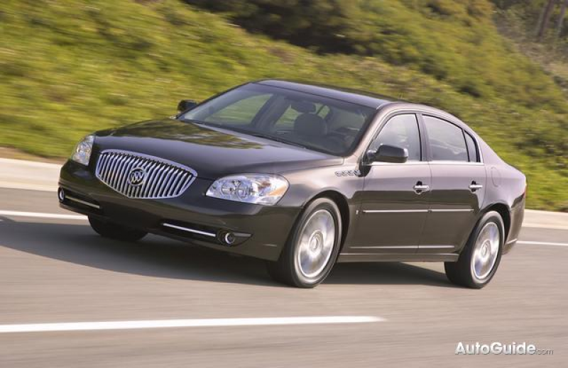 Article: 2009 Buick Lucerne - An alluring approach to style and ...
