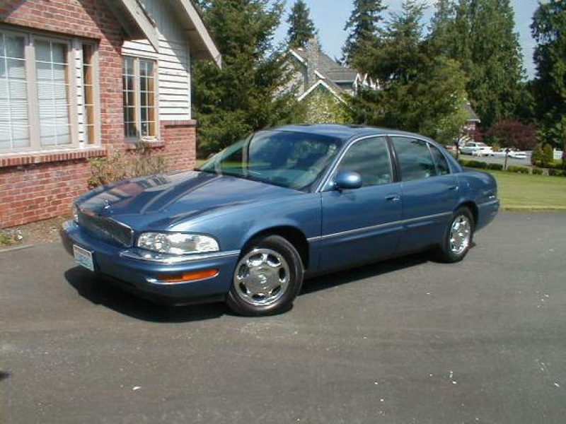 Another 71boattail 1998 Buick Park Avenue post...