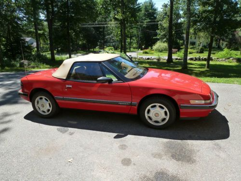 reatta 1991 buick reatta convertible on 2040cars year 1991 mileage ...