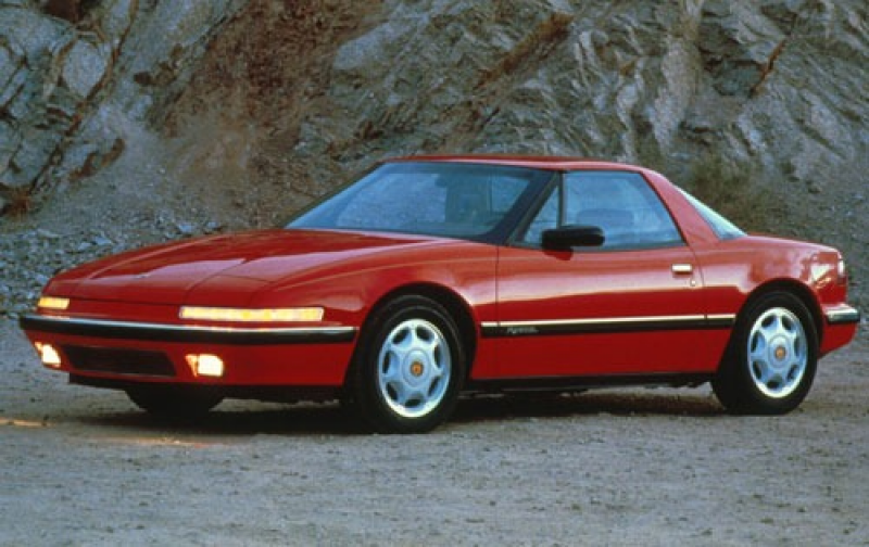 Used 1991 Buick Reatta
