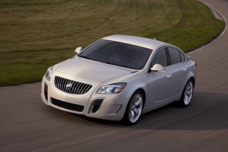 2012 Buick Regal GS | Buick Regal GS Wisconsin