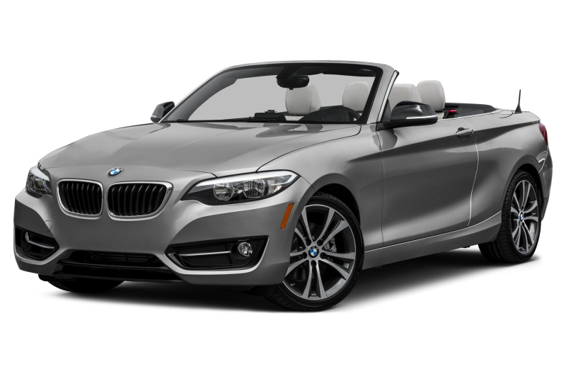 2015 BMW 228 Convertible i 2dr Rear wheel Drive Convertible Photo 13