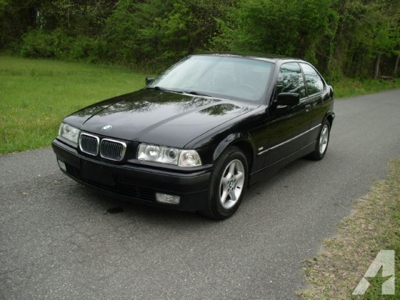 1998 BMW 318 ti for sale in Fredericksburg, Virginia