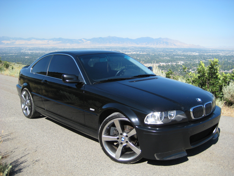 2000 BMW 323 323i picture