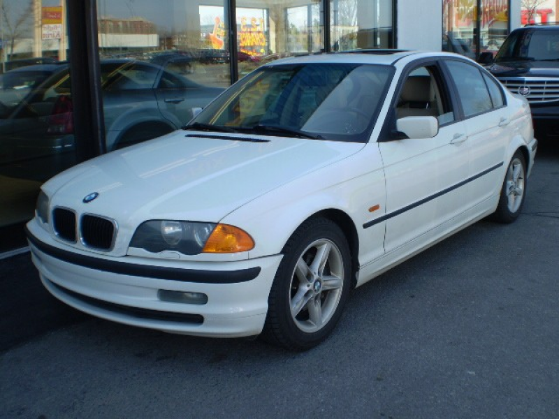 2000 BMW 3 Series 323 323i Sport package - Montreal, Quebec Used Car ...
