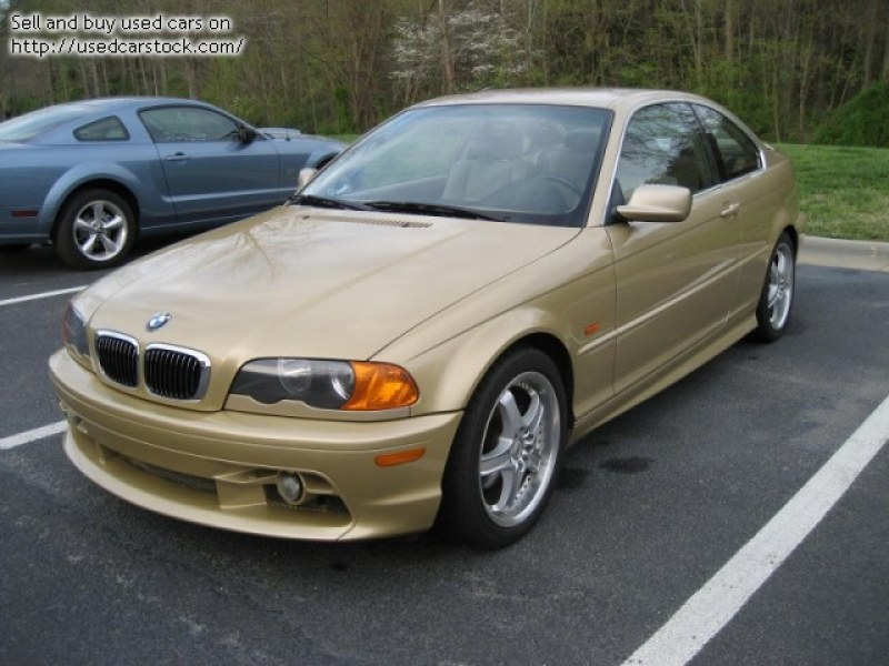 Pictures of 2000 BMW 323 Ci - $7,500: