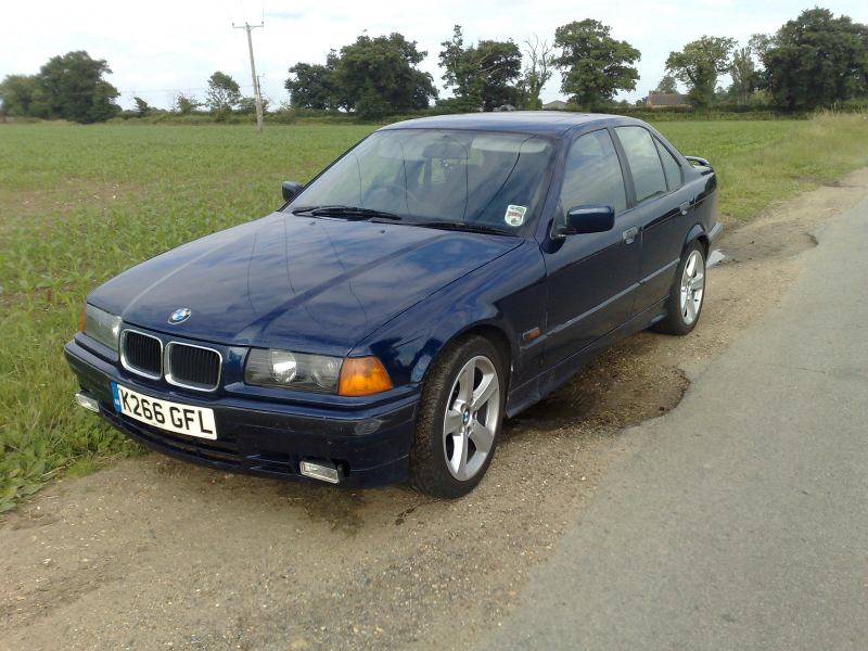 Picture of 1994 BMW 3 Series 323i, exterior