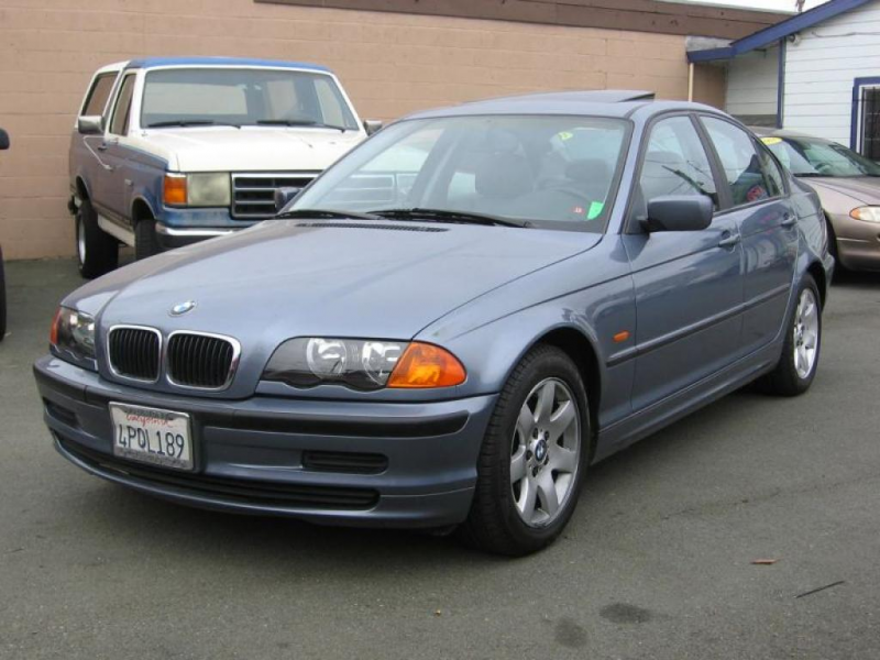 800 1024 1280 1600 origin 2001 BMW 3 Series #7