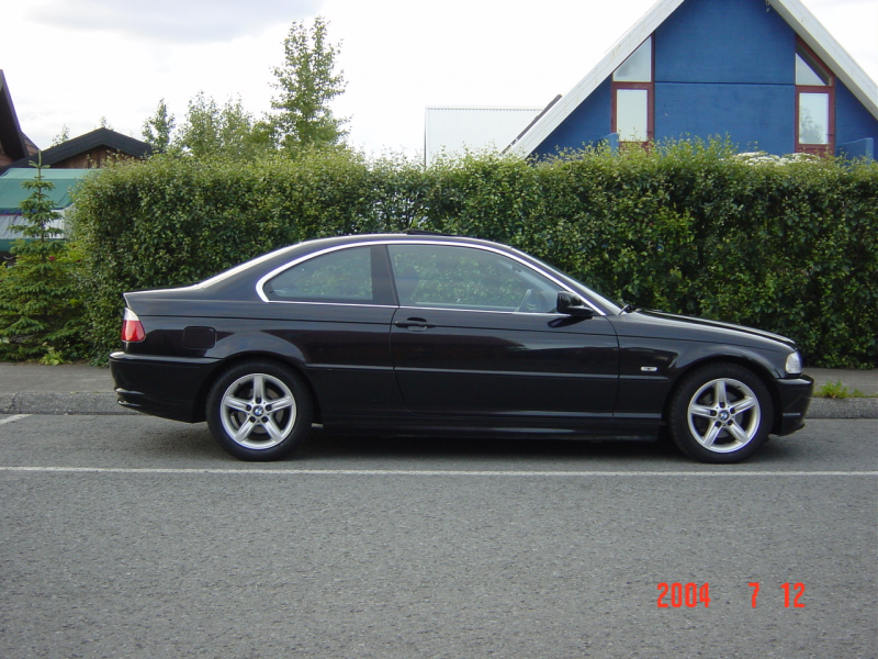 Picture of 2001 BMW 3 Series 325Ci