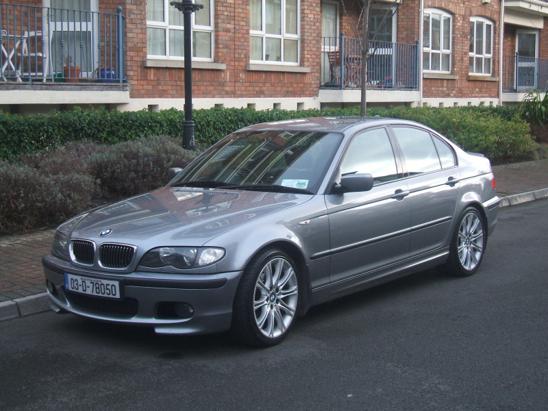 Picture of 2004 BMW 3 Series, exterior