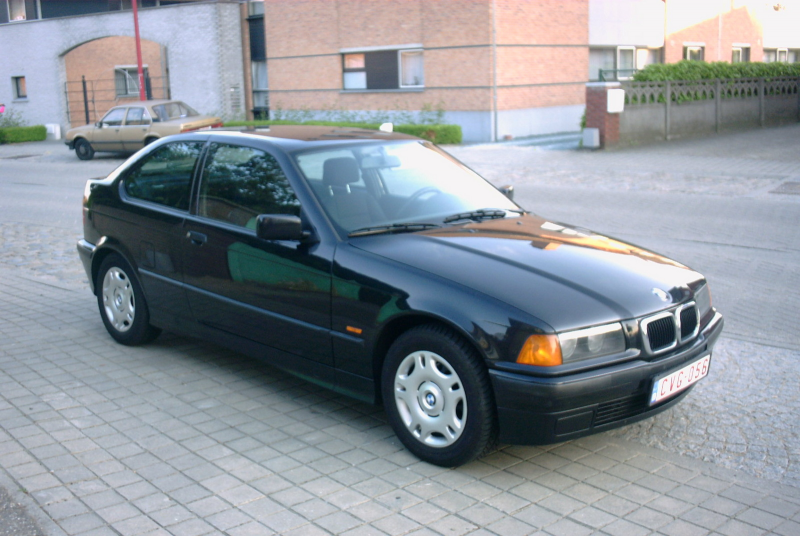 1998 BMW 3 Series picture, exterior