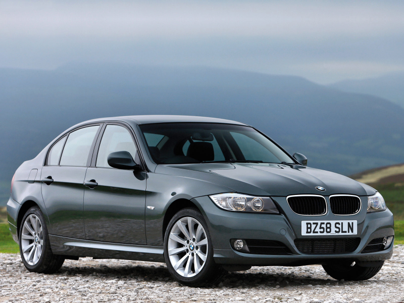 2009 BMW 3-Series UK Version pictures | Accident lawyer