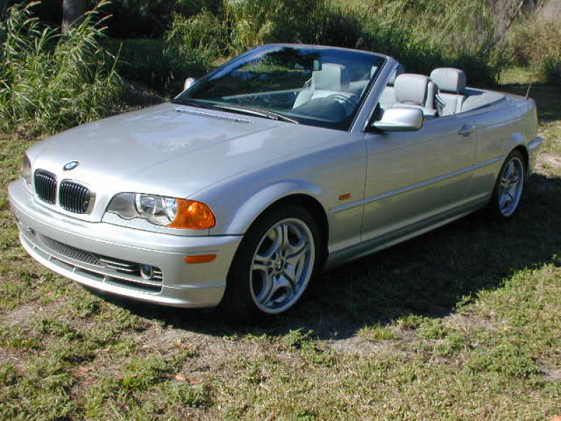 2001 BMW 330 CIc Convertible. Sport / Premium / Cold WeatherPackages.